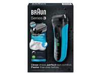 Braun 3040S Wet and Dry Electric Shaver - Brand NEW still Boxed