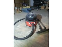 Red henry hoover