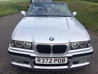 BMW 318i SPORT CONVERTIBLE E36 M3 REP