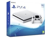 BRAND NEW PS4 AND 1 GAME