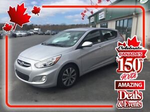 2017 Hyundai Accent SUNROOF  SUMMER SALE!) NOW $15,950