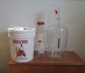 Wine or Beer Making Equipment Kit New Never Used