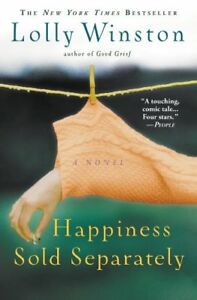 Lolly Winston-Happiness Sold Separately- hardcover book + bonus