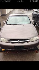 1998 Nissan Altima GXE ***LOW KMs - ONLY $3900***