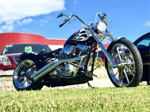 2005 Harley Davidson Softail Custom **ALL TRADES CONSIDERED**