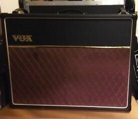 "Vox AC 30 CC2 2x12"" Guitar Amp in perfect condition"
