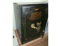 Vintage George Price Safe For Sale