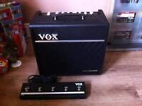 Vox valvetronix 40+ guitar amp