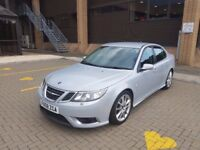 2008 SAAB 9-3 AERO TTID/ 180 BHP/HEATED SEATS/PARROT BLUETOOTH/FSH