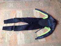 Child's full length wetsuit