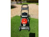 Honda lawnmower (self-propelled)