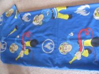 Fireman Sam Cotbed duvet covet set