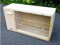 Cockatiel, Lovebird breeding cage LH side breeding box, Excellent condition