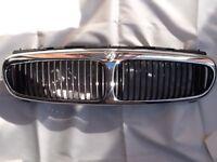 Jaguar X Type Crome/black grill