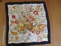 Salvatore Ferragamo scarf. Scarf in perfect condition. Unused. 100% silk. Original packaging.