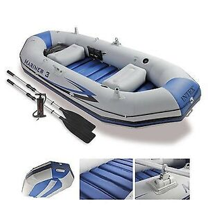 Intex inflatable mariner 3 boat