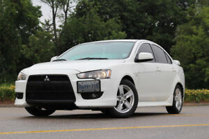 2013 Mitsubishi Lancer ES Sedan 10th Anniversary Edition