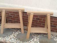 IKEA wooden trusells