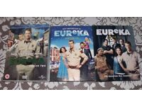 DVD Box Sets - TV Series - Various - Farscape, Andromeda, Stargate, LOST, Eureka & Mutant X