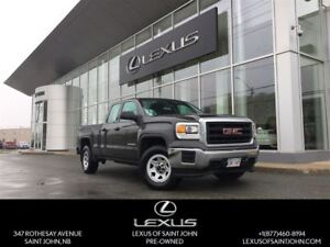 2015 GMC Sierra 1500 4x4 with backup and DVD