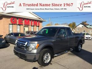 2011 Ford F-150 XLT Ext Cab 4x4