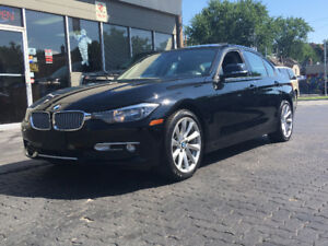 2013 BMW 320I LOADED!! ALL WHEEL DRIVE!!!  ONLY 70,000 KMS