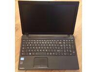 Toshiba Satellite Pro C50 laptop Intel 3.1ghz x 4 Core i5 4TH generation CPU 8gb ram memory