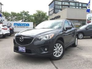 2014 Mazda CX-5 GS  HEATED SEATS  BACK UP CAM  17 ALLOYS 