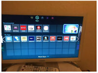 Samsung smart tv 22 inch