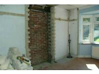Chimney breast removal service