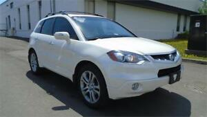 2007 ACURA RDX PREMIUM LOADED LEATHER SUN ROOF VERY CLEAN