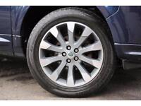 2013 Land Rover Freelander 2.2 SD4 HSE Luxury Station Wagon 4x4 5dr Diesel blue