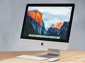 Apple IMac like new 21""