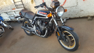 1983 SUZUKI GS 750 E, Excellent condition, for SALE!