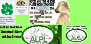 Alberta Lost Pet Locator and Rescue Society