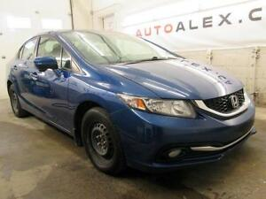 2014 Honda Civic Touring NAVIGATION CUIR TOIT CAMERA HONDALINK