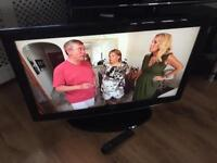 """Samsung 40"""" lcd TV free view HDMI PC scart ect"""