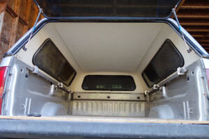 GMC 8 foot canopy pewter