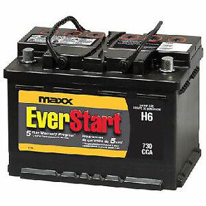 Batterie Everstart Maxx