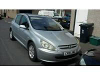 PEUGEOT 307. 1.6 PETROL. VERY GOOD CONDITION