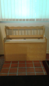 Deacon's Storage Bench for Sale