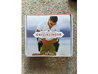 The Original Grillslinger barbecue tool system