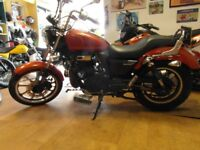 LEXMOTO MICHIGAN 125 CRUISER ,1 MATURE OWNER,OUTSTANDING EXAMPLE