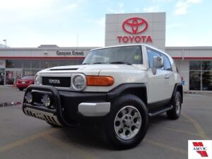 2012 Toyota FJ Cruiser URBAN EDITION ONE OWNER PRIDE OF OWNERSHI