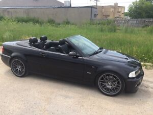 2003 BMW M3 333hp CLEAN TITLE TRIPLE BLACK 14,999