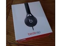 Beats by Dr Dre EP Headphones [RRP : £89.95] - Sealed Box / Never Used