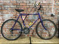 Raleigh Marauder 23 inch ridge steel frame mountain bike [PRELOVED RETRO] £70