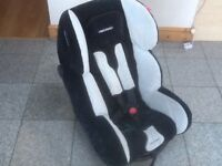 "Superb sports car seat design RECARO""Young Expert""group 1 car seat for 9kg upto 18kg(9mths to 4yrs)"