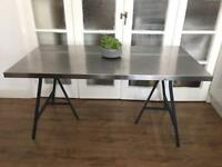 INDUSTRIAL STYLE TABLE/DESK FREE DELIVERY LDN🇬🇧