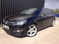 2008 (57) Vauxhall Astra 1.8 i 16v SRi 5dr 2Keys, 12 Months MOT Exterior Package Free MOT For Life*